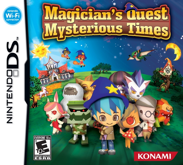 Magicians Quest: Mysterious Times DS Game