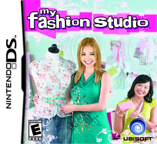 My Fashion Studio Ds Game