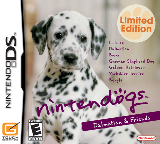 What Are All The Dog Breeds In Nintendogs