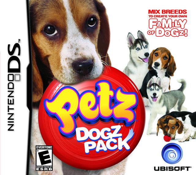 Petz dogz pack screenshots, pictures, wallpapers nintendo ds ign.