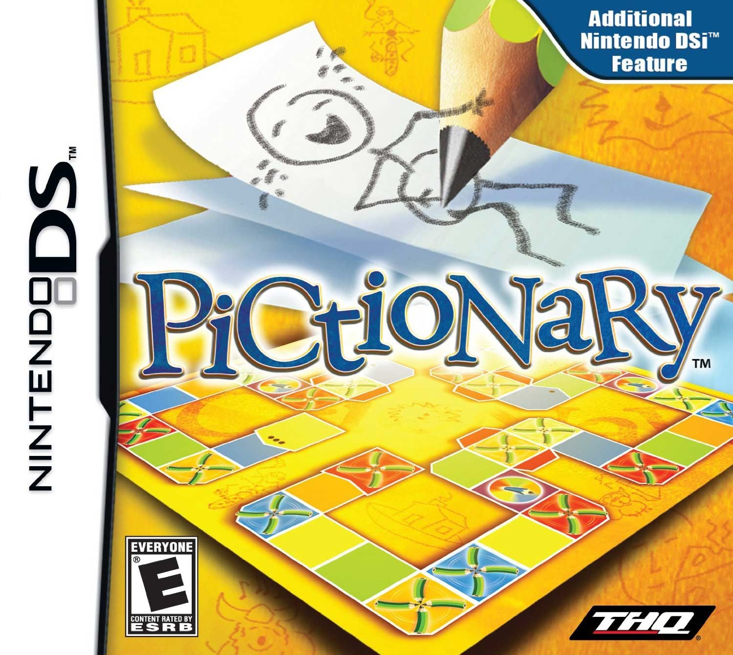 Pictionary DS Game