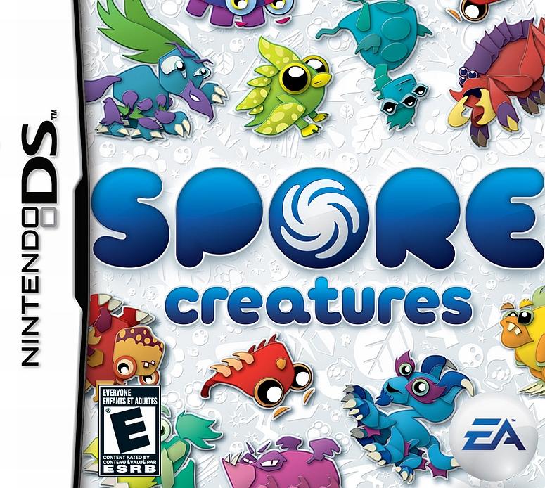 spore creatures ds game