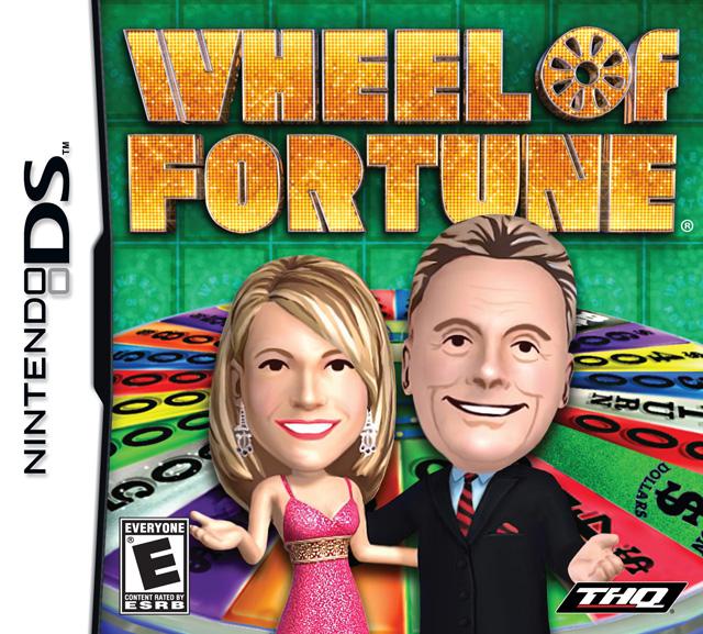 wheel of fortune ds game. Black Bedroom Furniture Sets. Home Design Ideas