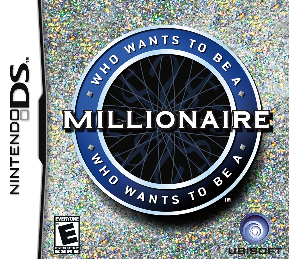 Who Wants To Be A Millionaire? DS Game