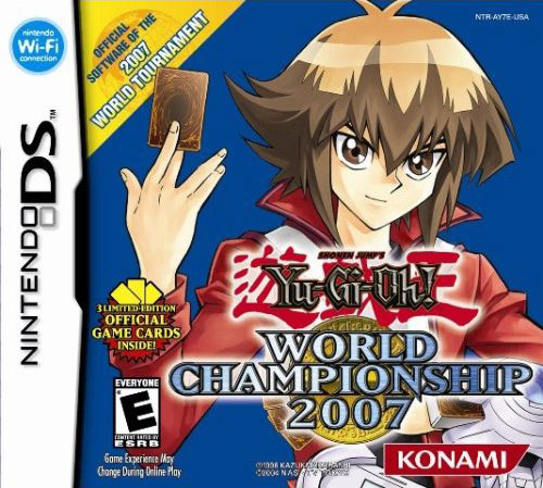 Yu-Gi-Oh World Championship 2007 DS Game