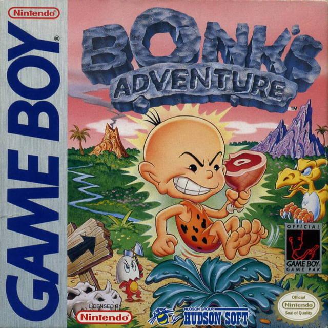 Bonk S Adventure Game Boy