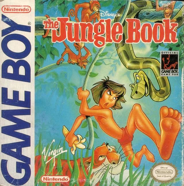 Jungle Book Games