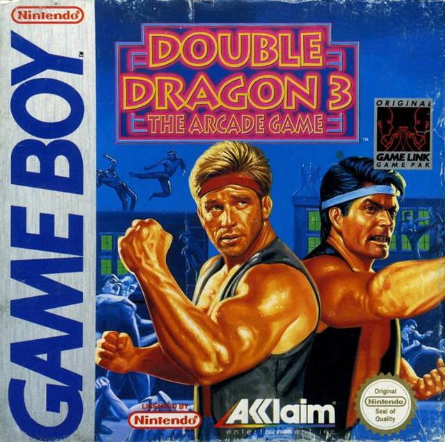 Double Dragon Iii Game Boy