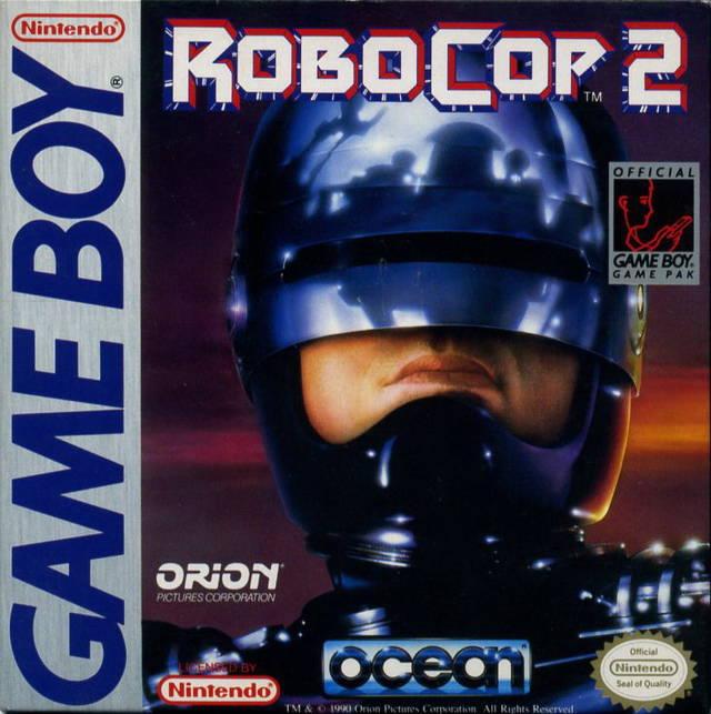 RoboCop 2 Description