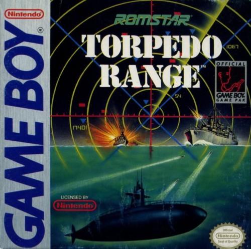 Torpedo Range Nintendo Game Boy Game