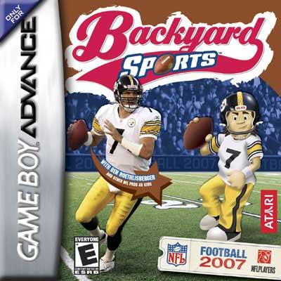 Backyard Football 2007 Nintendo Game Boy Advance