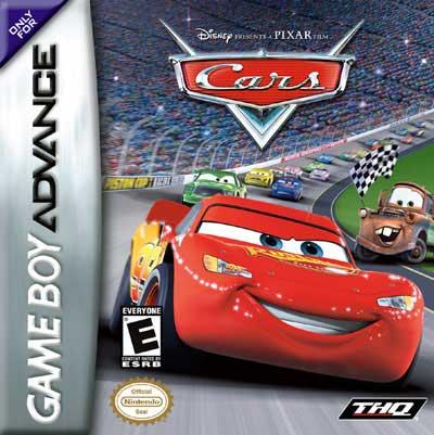 Cars Nintendo Game Boy Advance