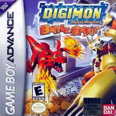 Digimon Battle Spirit | Game Boy Advance | GameStop
