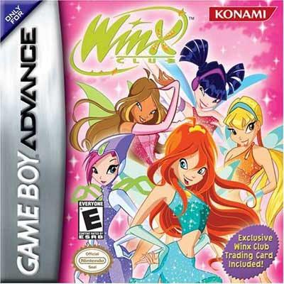 Winx Club Nintendo Game Boy Advance