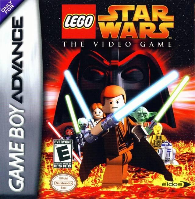 Lego Star Wars Nintendo Game Boy Advance