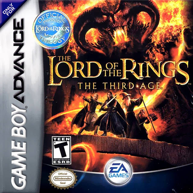 Lord Of The Rings The The Third Age Gba Review