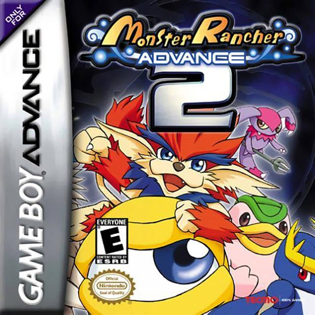 Monster Rancher Advance 2 Nintendo Game Boy Advance