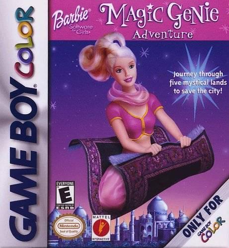 Magic Genie Games