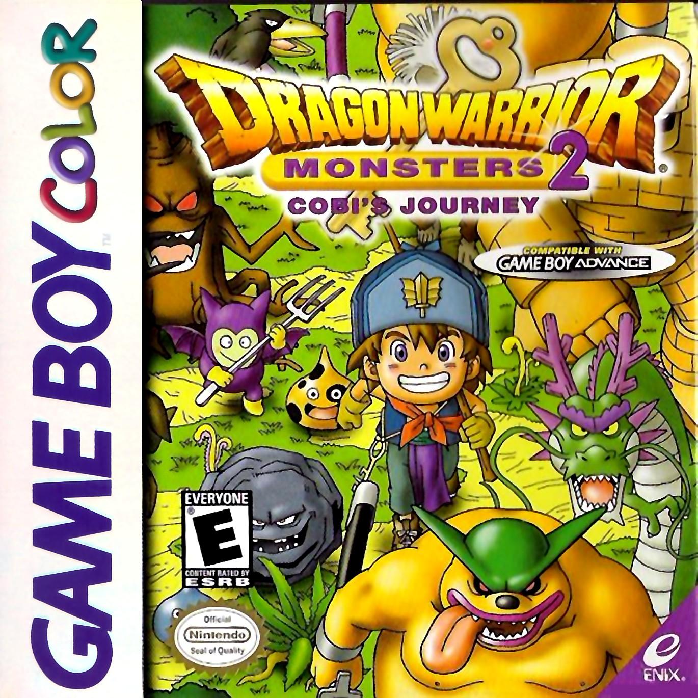 Dragon Warrior Monsters 2 | Dragon Quest Wiki | FANDOM ...