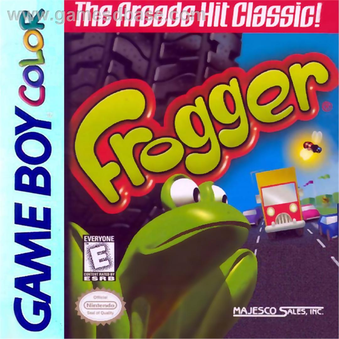 Game boy color online free - Frogger