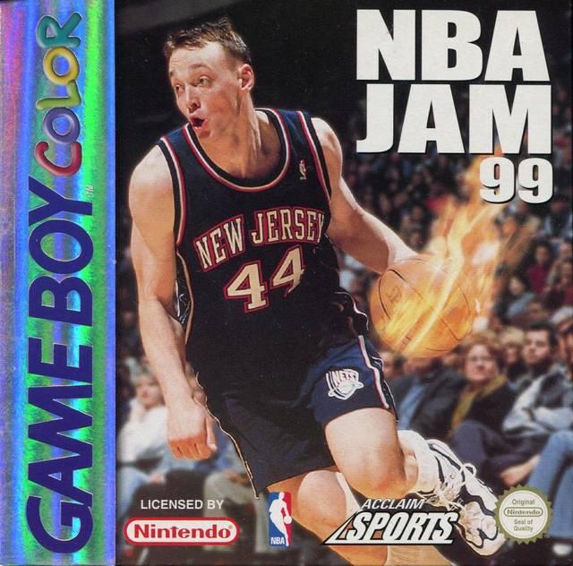Nba Jam 99 Game Boy Color