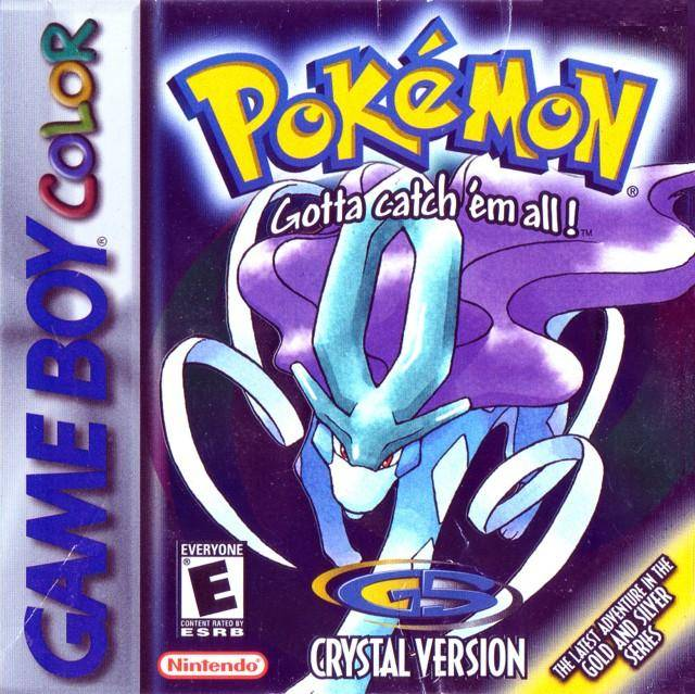 pokemon crystal gbc