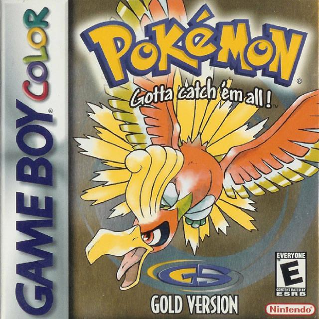 Pokemon Gold Version | Game Boy Color | GameStop