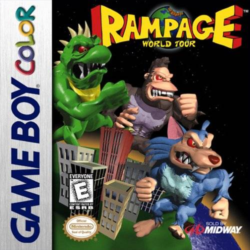 Rampage World Tour Xbox One