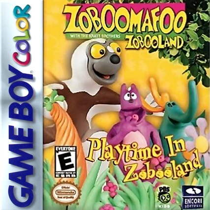 Zoboomafoo Game Zoboomafoo Playtime in...