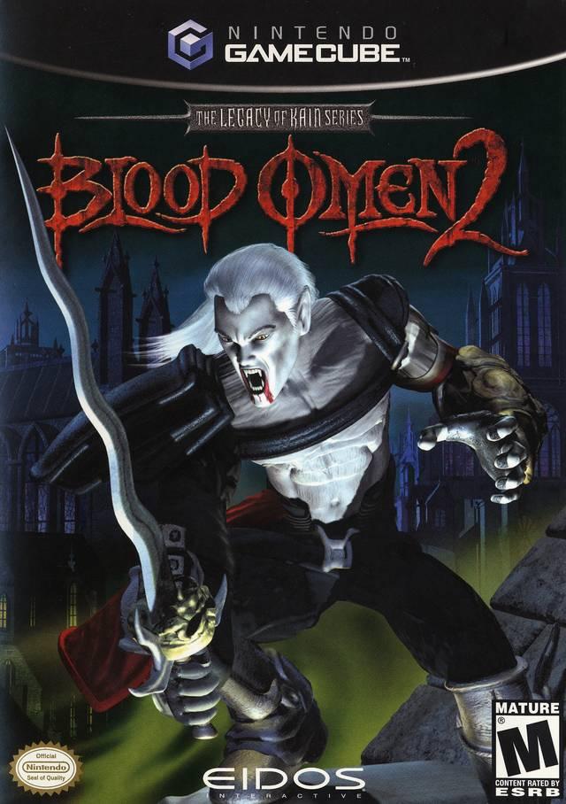 Blood Omen 2 Gamecube Game