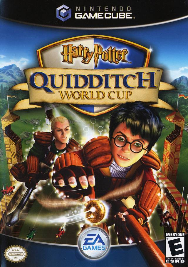 Harry Potter Quidditch World Cup - Electronic Arts