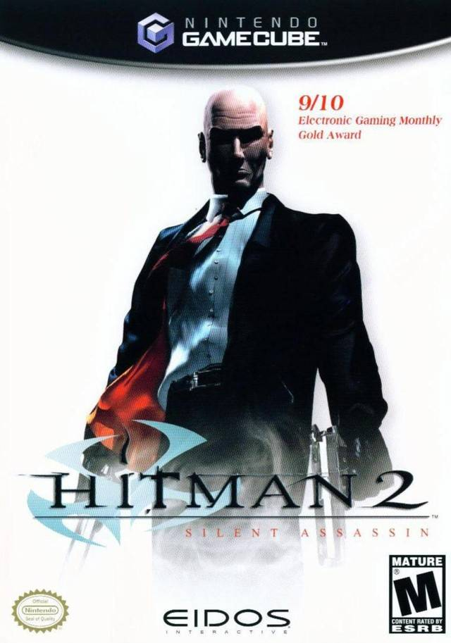 Hitman 5 Absolution gameplay ps3 xbox360 pc wii 3ds - YouTube