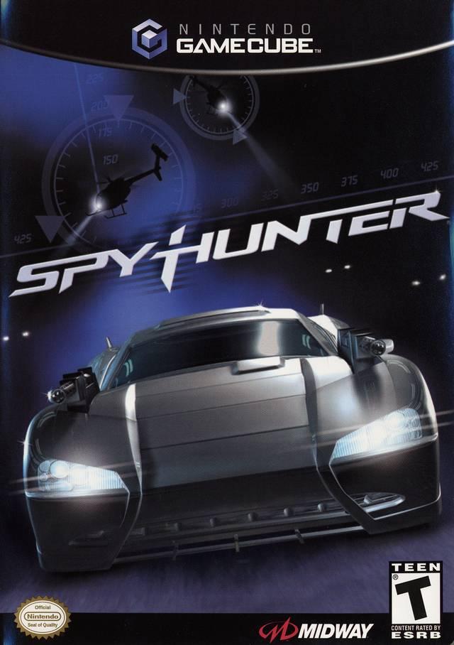 Spy Hunter Gamecube Game