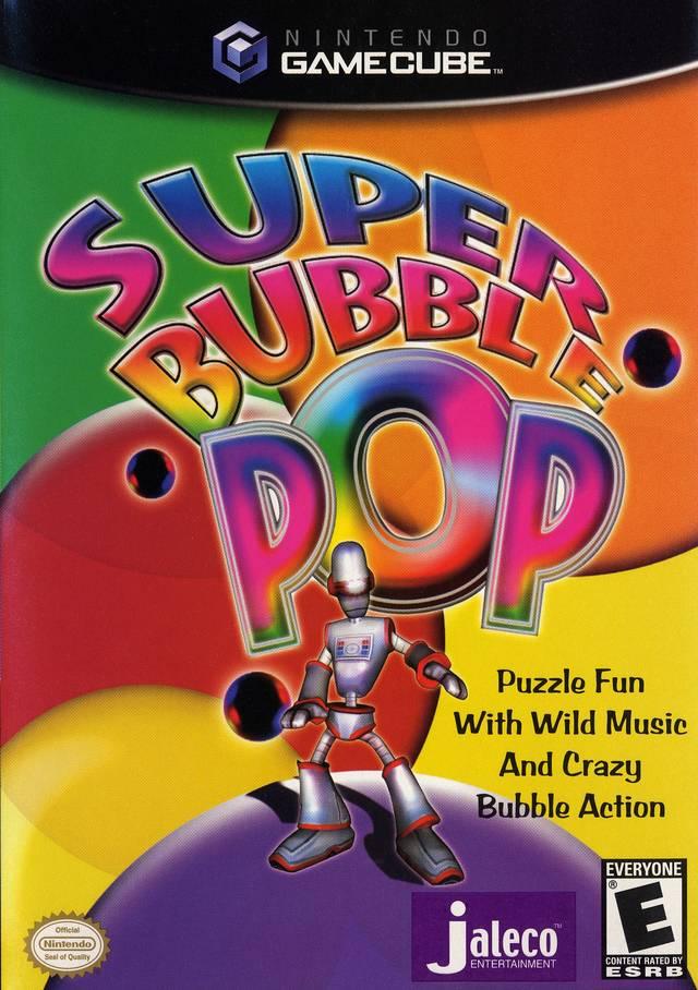 super bubble pop gamecube game