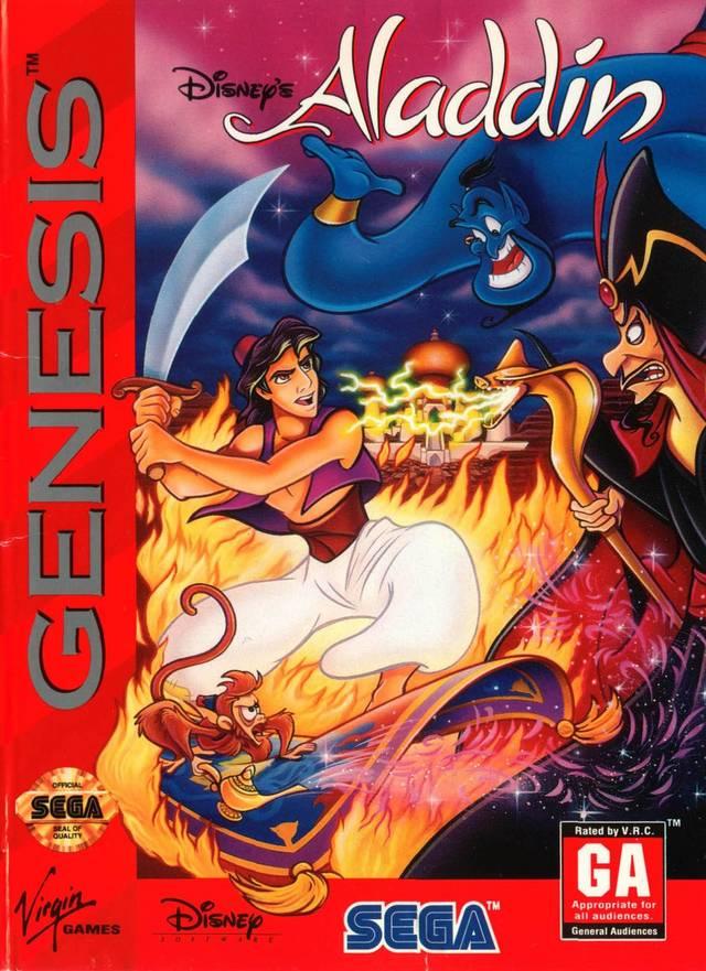 Aladdin Game