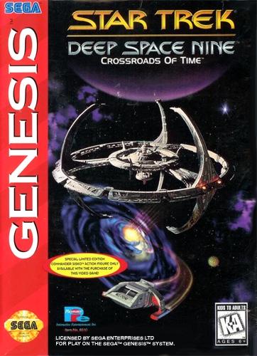 deep space nine video game