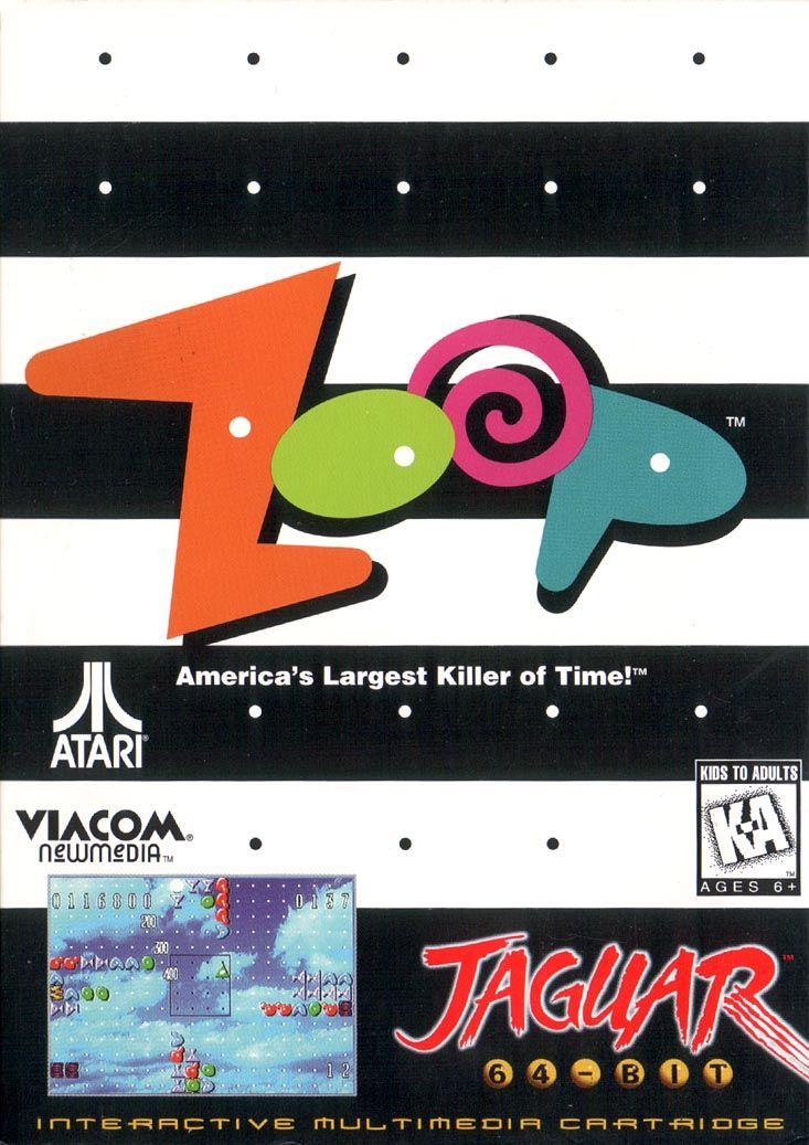 Image result for Atari Jaguar Zoop