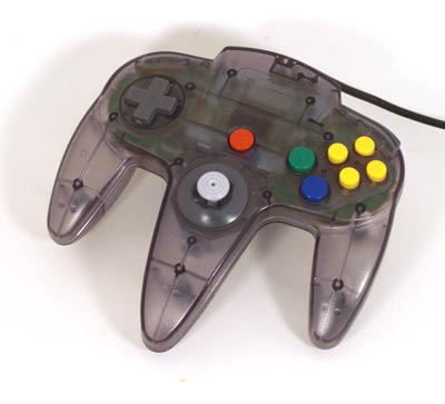 Image result for nintendo 64 controller