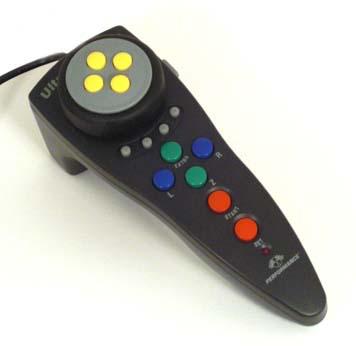 Nintendo 64 N64 Ultraracer 64 Controller Used
