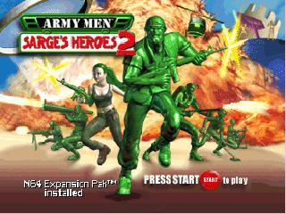 army men n64