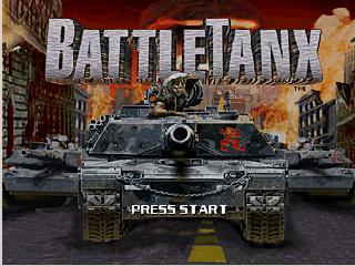 BattleTanx Nintendo 64 Game