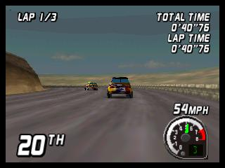 Top gear rally nintendo 64 game top gear rally image 2 sciox Image collections