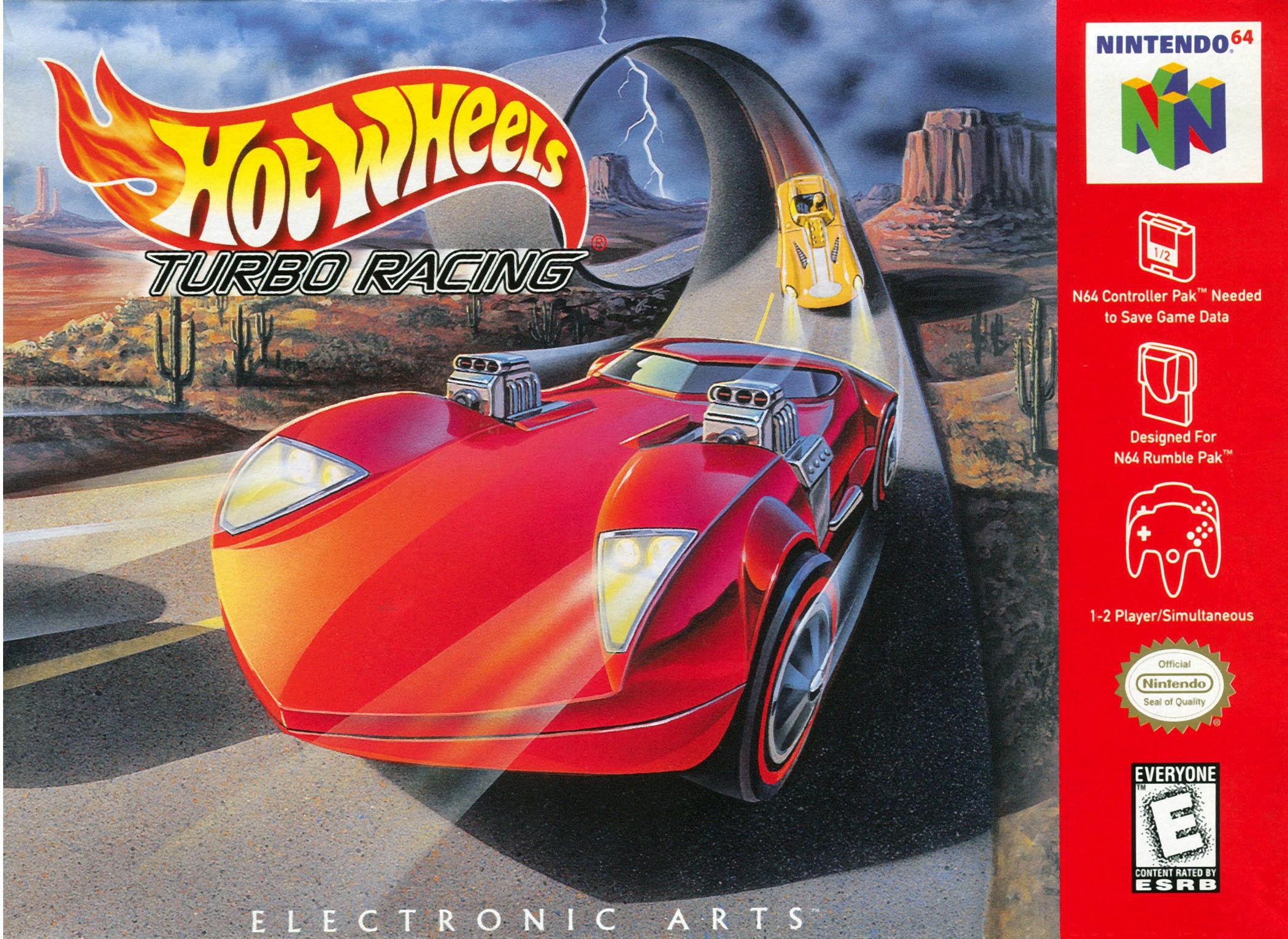 hot wheels games racing