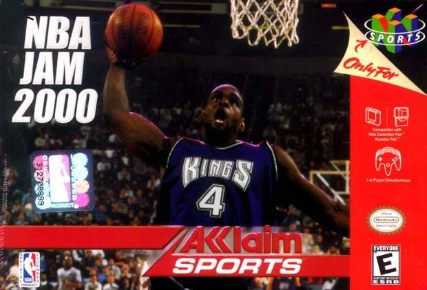 Nba Jam 2000 Nintendo 64 Game