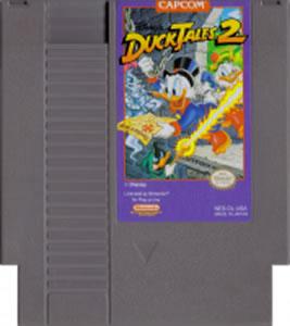 duck tales 2 nes nintendo game