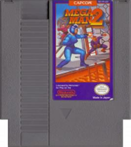 Mega Man 2 Nes Nintendo Game
