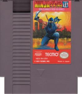 Ninja Gaiden 3 Nes Nintendo Game