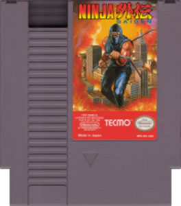 Ninja Gaiden Nes Nintendo Game
