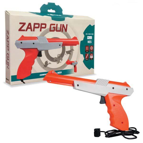 Nes Nintendo Light Gun Zapper New