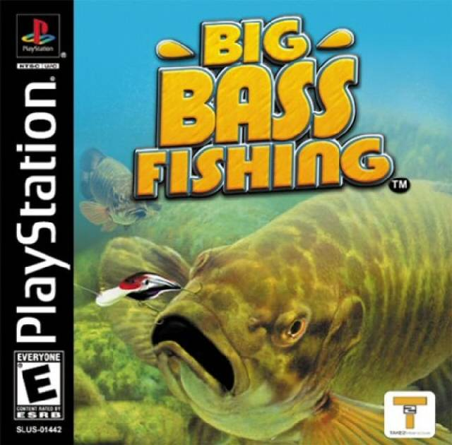 Big bass fishing sony playstation for Fishing game xbox one